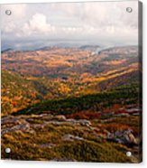 Fall Colors Of Acadia 6656 Acrylic Print