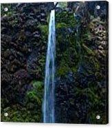 Fall Creek Falls II Acrylic Print