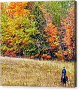 Fall Hack Acrylic Print