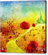 Fall In Oz Acrylic Print
