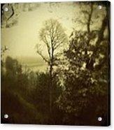 Fall On The Lake  Acrylic Print