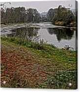 Fall On The Snoqualmie II Acrylic Print