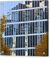 Fall Reflections II Acrylic Print