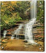 Fall Water Acrylic Print