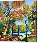 Fall2014-8 Acrylic Print