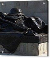 Fallen Artilleryman Acrylic Print