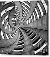 Rollercoaster Acrylic Print