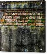 Falling Apart  Acrylic Print
