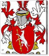 Fallon Coat Of Arms Irish Acrylic Print
