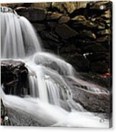 Falls At Melville Acrylic Print