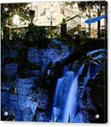 Falls Beneath Old Hickory Acrylic Print