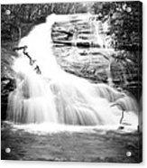 Falls Branch Falls Acrylic Print
