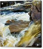 Falls Of Dochart Scotland Acrylic Print