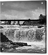 Falls Of The Big Sioux Acrylic Print