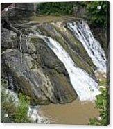 Falls On The Coeyman Creek Acrylic Print