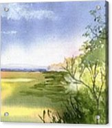 Falmouth View Acrylic Print