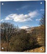 Fan Fawr Brecon Beacons 2 Acrylic Print