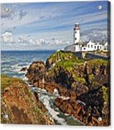 Fanad Lighthouse Donegal Ireland Acrylic Print