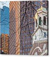 Faneuil Hall Cupola Acrylic Print