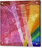 Fantasia II Acrylic Print