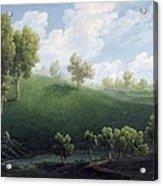 Fantastic Landscape Acrylic Print