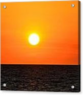 Fantastic Sunset Acrylic Print