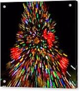 Fantasy Christmas Tree Acrylic Print