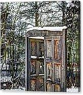 Fantasy Door Acrylic Print