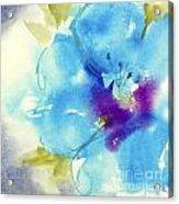 Fantasy Flower II Acrylic Print