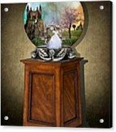 Fantasy Globe 2 Acrylic Print
