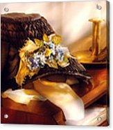 Fantasy - The Widows Bonnet  Acrylic Print