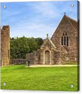 Farleigh Hungerford Castle Acrylic Print