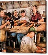 Farm - Farmer - By The Pound Acrylic Print