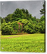 Farm Journal - Hidden History Acrylic Print