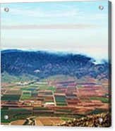 Farm Land Acrylic Print