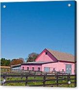 Farm Like A Girl Acrylic Print