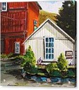 Farm Store Acrylic Print