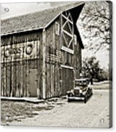 Farm Transport Acrylic Print