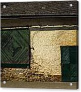 Farmhouse Acrylic Print