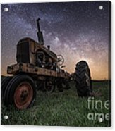 Farming The Rift 4 Acrylic Print