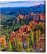 Farview Point Acrylic Print