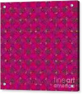 Fashion De Amor Acrylic Print