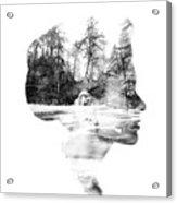 Favorite View Acrylic Print