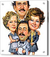Fawlty Towers Acrylic Print