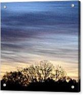 February 1 Dawn 2013 II Acrylic Print