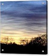 February 1 Dawn 2013 Acrylic Print