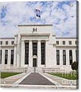 Federal Reserve Building No1 Acrylic Print
