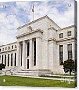 Federal Reserve Building No2 Acrylic Print