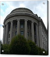 Federal Trade Commission Acrylic Print