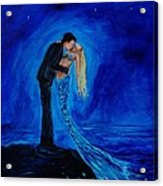 Feeling Safe In Your Arms Acrylic Print